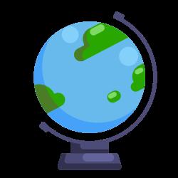 globe, world, map, earth icon icon