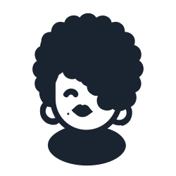 hair, style, female, people, afro, funk icon icon