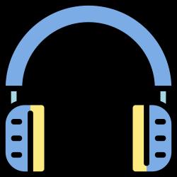 headphone, application, audio, mobile, smartphone, ui, user interface icon icon