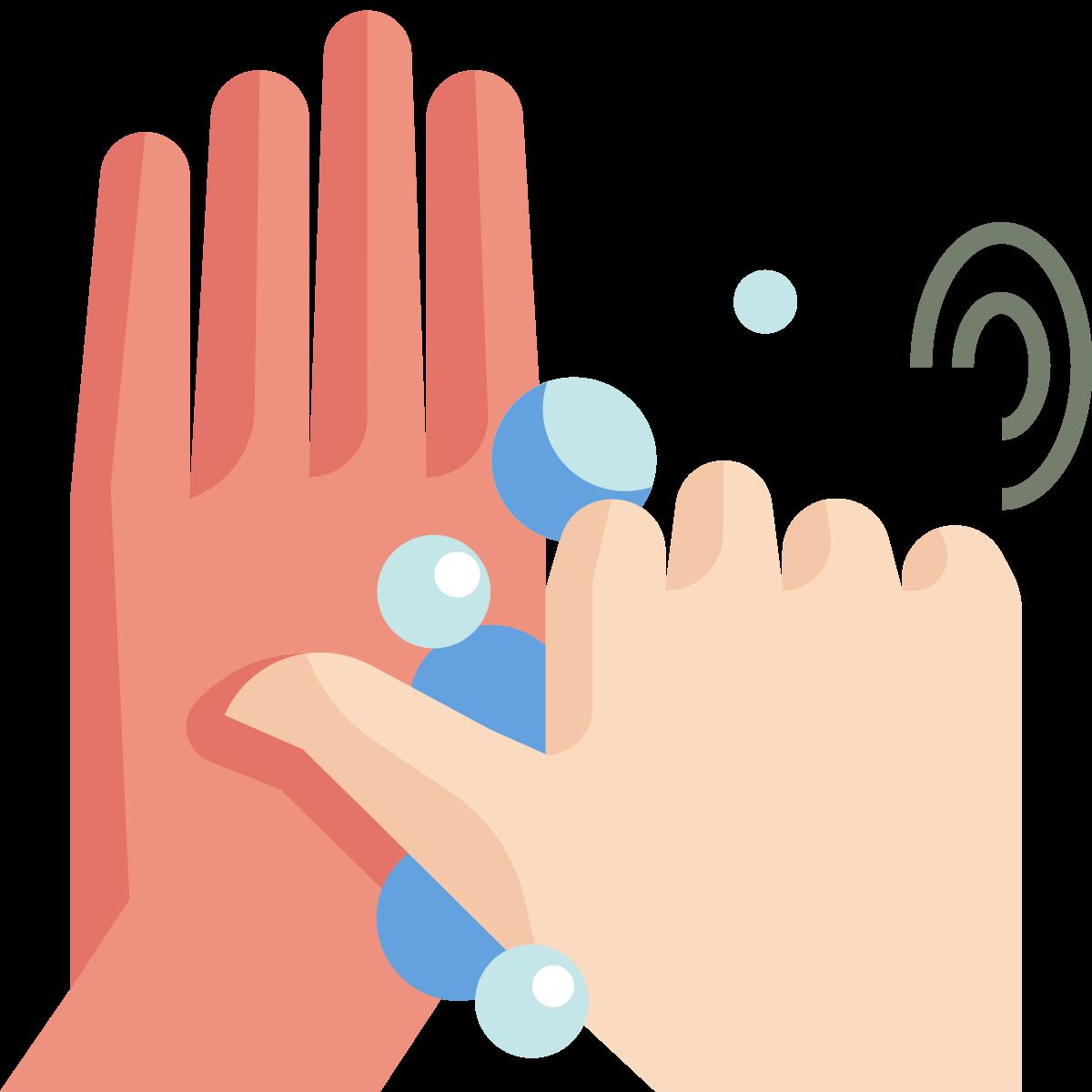 health  coronavirus  sanitized  hands  covid19  wash hands  hygiene icon icon