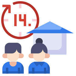 home, stayhome, group, people, quarantine icon icon