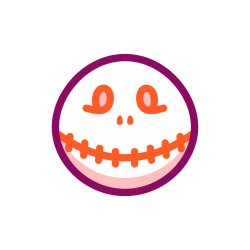 horror, spooky, scary, halloween, ghost, skeleton icon icon
