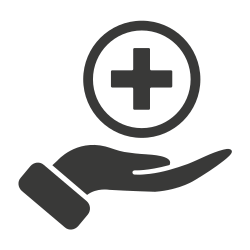 hospital, emergency, medical, healthcare, doctor icon icon