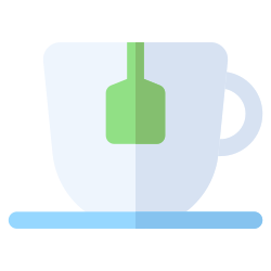 hot, cup, tea, drink icon icon
