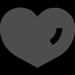 interface, heart, ui, love, valentine icon icon