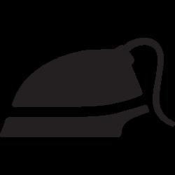 iron, ironing, tool, laundry, electric icon icon