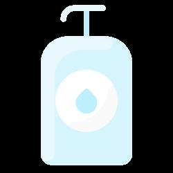 liquid, hygiene, bottle, soap, clean icon icon