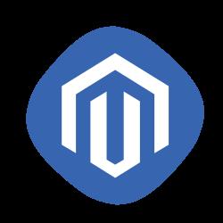 magento, development, website, script, js, template, logo icon icon