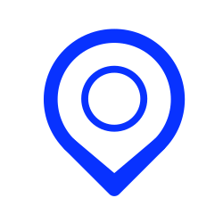 map, pin, destination, mark, location, pointer, gps icon icon