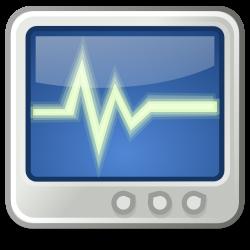 monitor, utilities, system icon icon