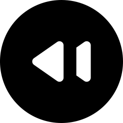 music, multimedia, previous, player, video, track icon icon