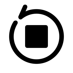 object, graphic, rotate, design icon icon