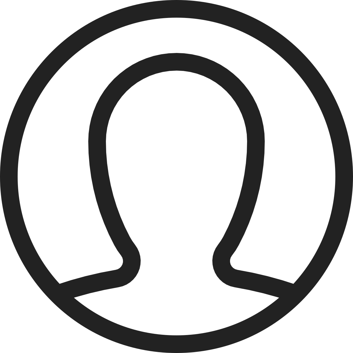 people  group  user  profile  circle  person icon icon