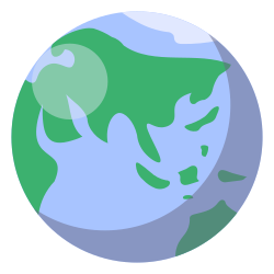 planet, astronomy, galaxy, earth, system, universe, space icon icon