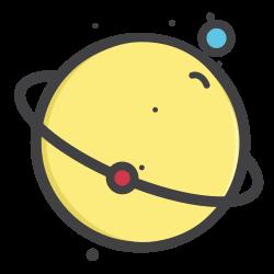 planet, earth, univearse, venues, mars icon icon