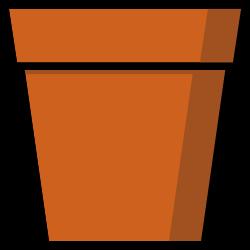 plant, pot, garden, flowerpot icon icon