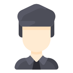 police, people, officer, man, job icon icon