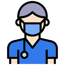 professions, care, and, medical, coronavirus, jobs, doctor icon icon