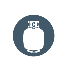 propane, collection, recycle, propane tank, scrap metal icon icon