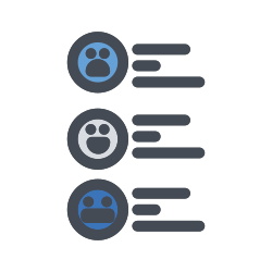 rating, rate, survey, smile icon icon