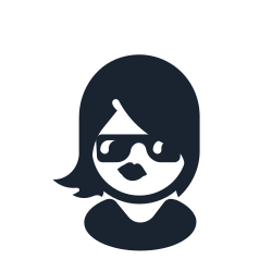 rock, star, female, people, sunglasses icon icon