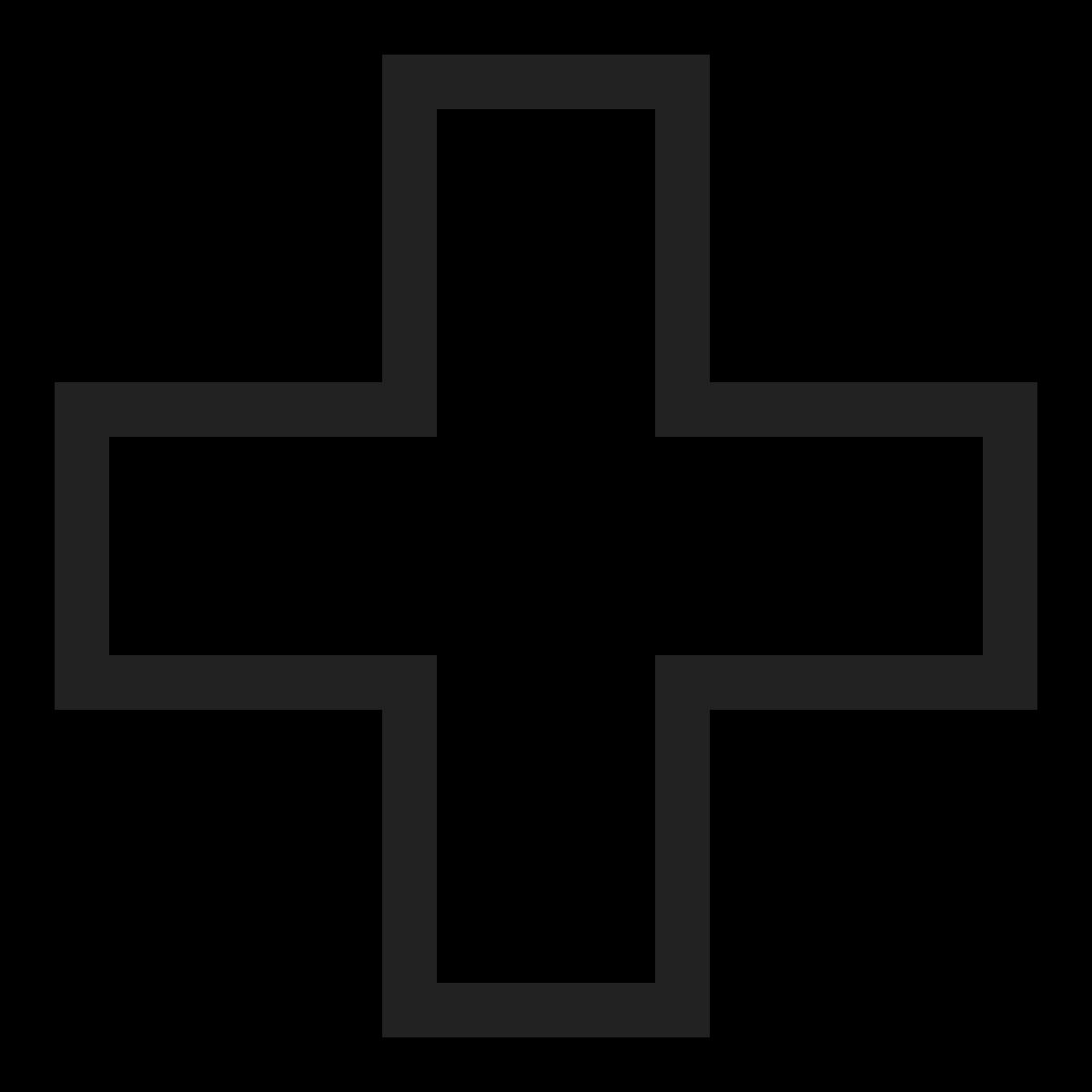shape  geometry  line  form  graphic  figure  cross icon icon