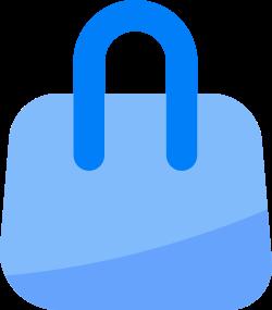 shopping bag, bag, cart, trolley, basket, buy icon icon