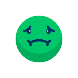 smile, expression, emotion, face, nausea, emoji, emoticon icon icon