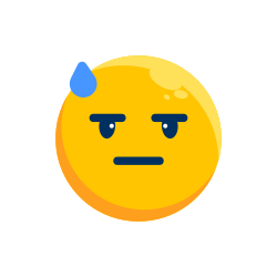 smile, expression, emotion, frowningface, emoji, emoticon icon icon