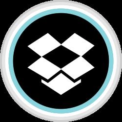 social, connect, drop, box, media icon icon