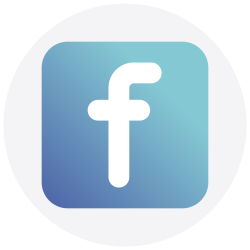 social media, facebook, logo, social icon icon