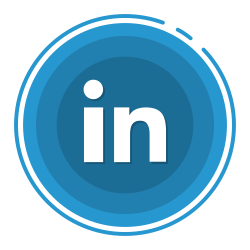 social media icons, linked, in icon icon