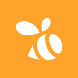 social media, square, colored, media, high quality, swarm, social icon icon