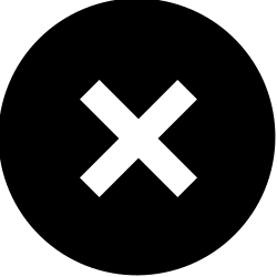 solid, close icon icon