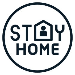 stay, home0, distance, social, protective, physical, keep icon icon