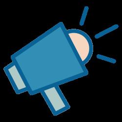 strategy, business, advertisement, megaphone, advertising, speaker, marketing icon icon