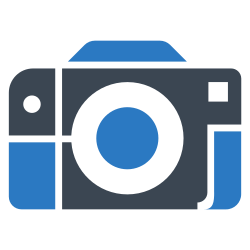 technology, machine, device, electronic, camera icon icon
