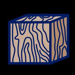 teeming, inkcontober, texture, log icon icon
