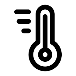 thermometer, covid19, corona, virus icon icon