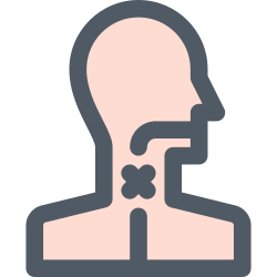 throath, virus, health, sore icon icon