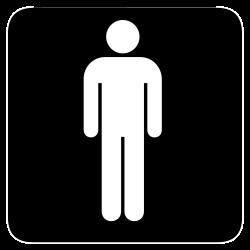 toilet, men, room, mens icon icon