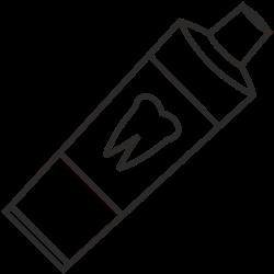 toothpaste, health, stomatology, medicine, healthcare icon icon