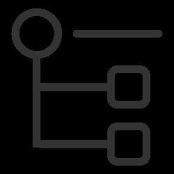 tree, widget, organization, form icon icon