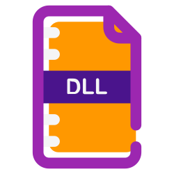 user, dll, download, folder, documents, document, file icon icon