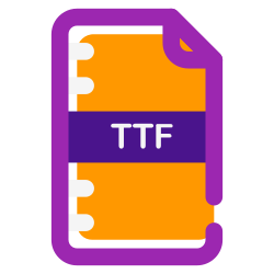 user, download, folder, documents, ttf, document, file icon icon