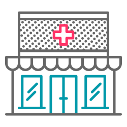 virus, drugstore, healthcare, pharmacy, health, coronavirus, covid19 icon icon