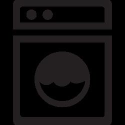 washer, machine, wash, washing, laundry icon icon