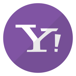 website, logo, company, yahoo, search engine icon icon