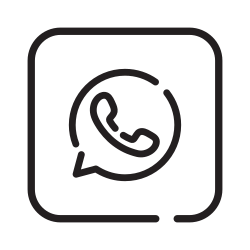 whatsapp, communication, chat, message icon icon