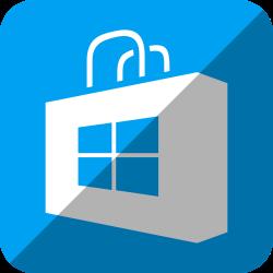 windows, store icon icon